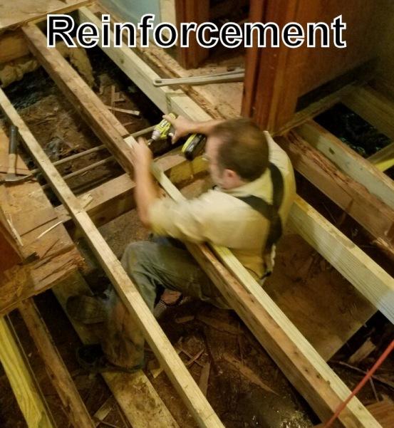06 Floor reinforce