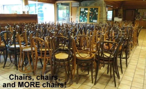 09 Dining Chairs