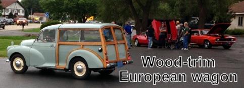 13 Wood Car