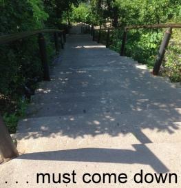 07 Steps down