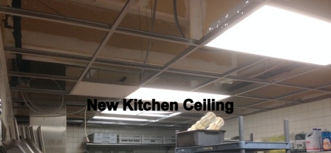 04 Kitchen Ceiling