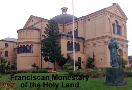 13 Franciscan Monastery
