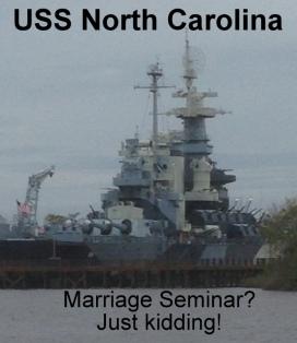 11 USS N Carolina