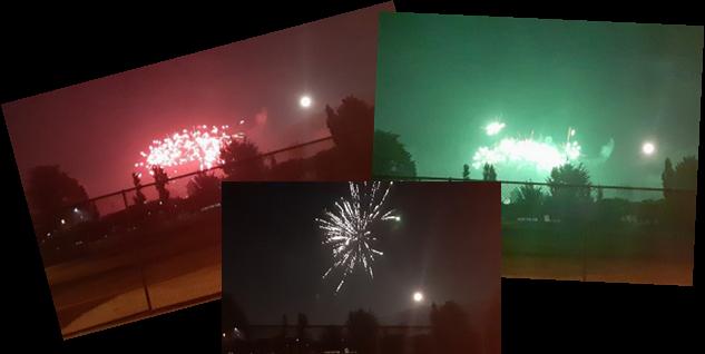 11 Fireworks 2020