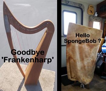 16 Harps